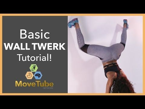 How to Wall Twerk! Learn Step by Step with Kelsey Mobley! - YouTube