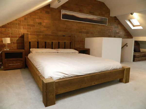 10 Beautiful Rustic Bedrooms for a Cosy Night In #eatsleeplive