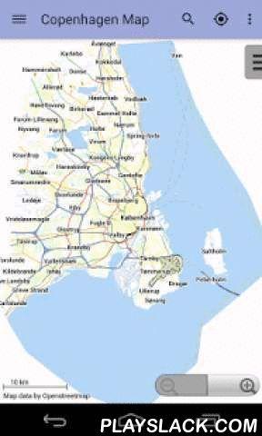 Best Open Street Map Ideas On Pinterest City Style Kitchen - Will my us android use google maps in copenhagen