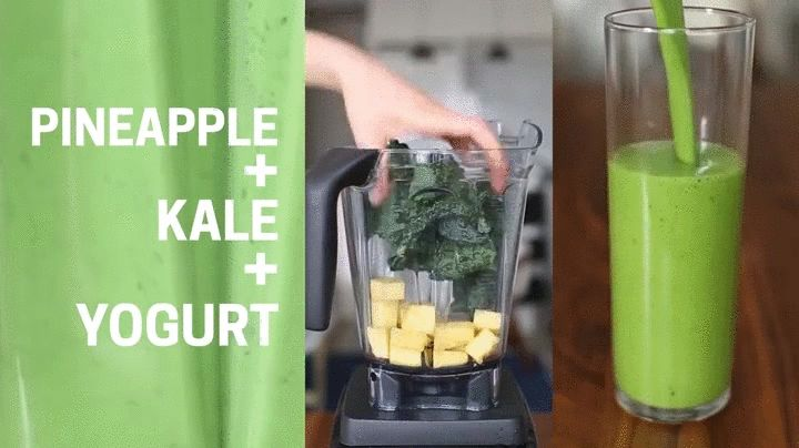 ingredient smoothie