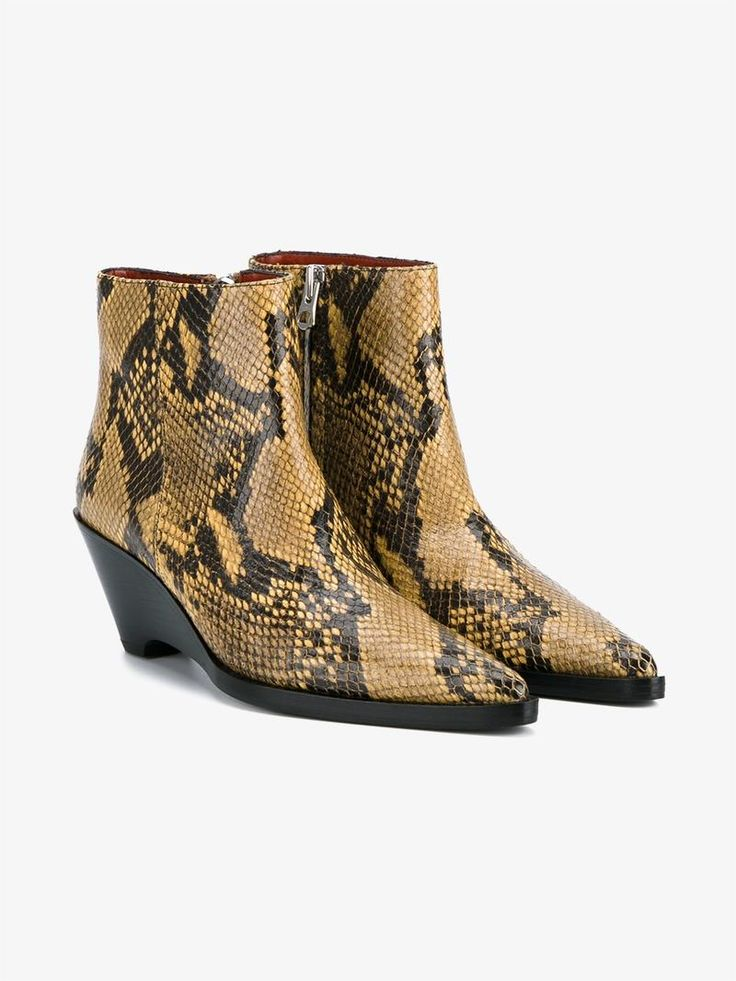 ACNE STUDIOS 'CONY' BOOTS. #acnestudios #shoes #boots