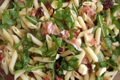 "Rezept: ""edler"" mediteraner Nudelsalat zum Grillen Bild Nr. 2"