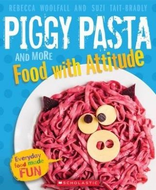 Make food exciting with this wonderful recipe book!