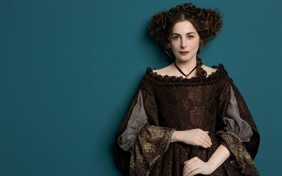 Scarica sfondi serie, amir kazar, versailles, amira casar, l'attrice francese