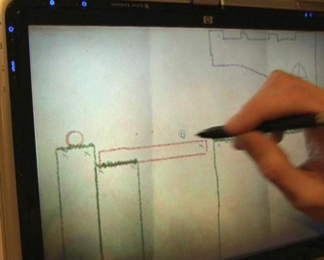 CRAYON PHYSICS. A 2D physics puzzle / sandbox game, in which you get to experience what it would be like if your drawings would be magically transformed into real physical objects.