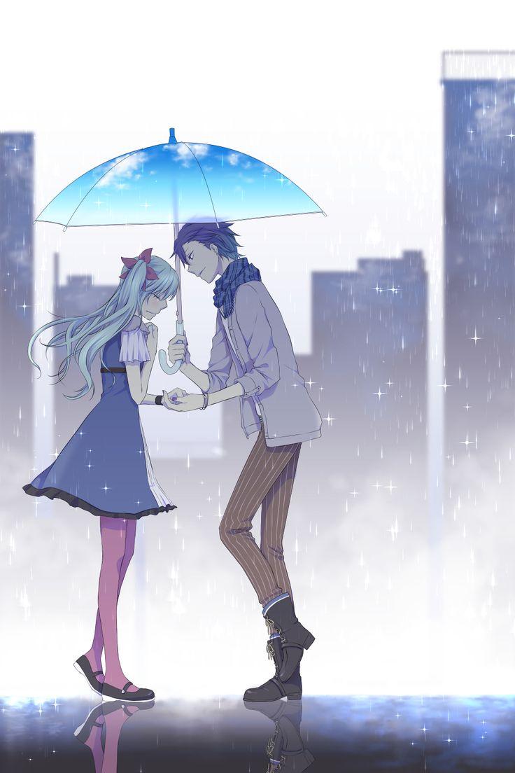 149 best Couple: Miku x Kaito images on Pinterest ...