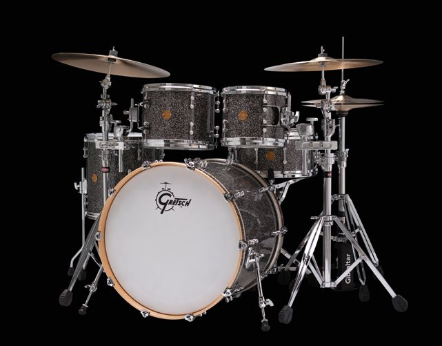 New Classic Series Drums & Drum Sets (Gretsch Drums) Sizes, Colors, Features and Photos