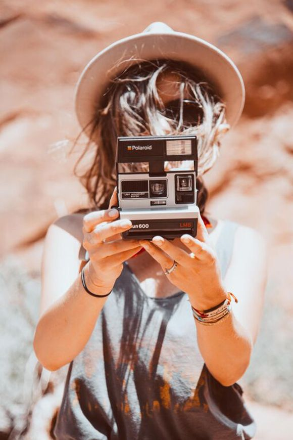 Why We Love Polaroid Instant Cameras & An Exclusive Interview | Free People Blog #freepeople