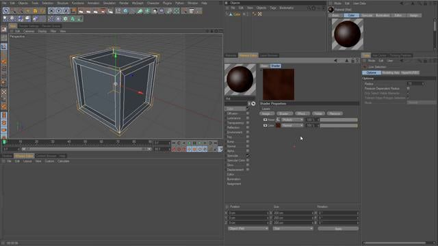 The Layer Shader and Alpha Channel