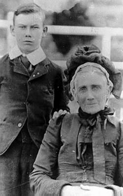 Mary Ann Nunn 1848 - 1915.  My gg grandmother.