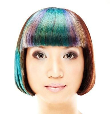 Funky Hair Color Trends [Slideshow]
