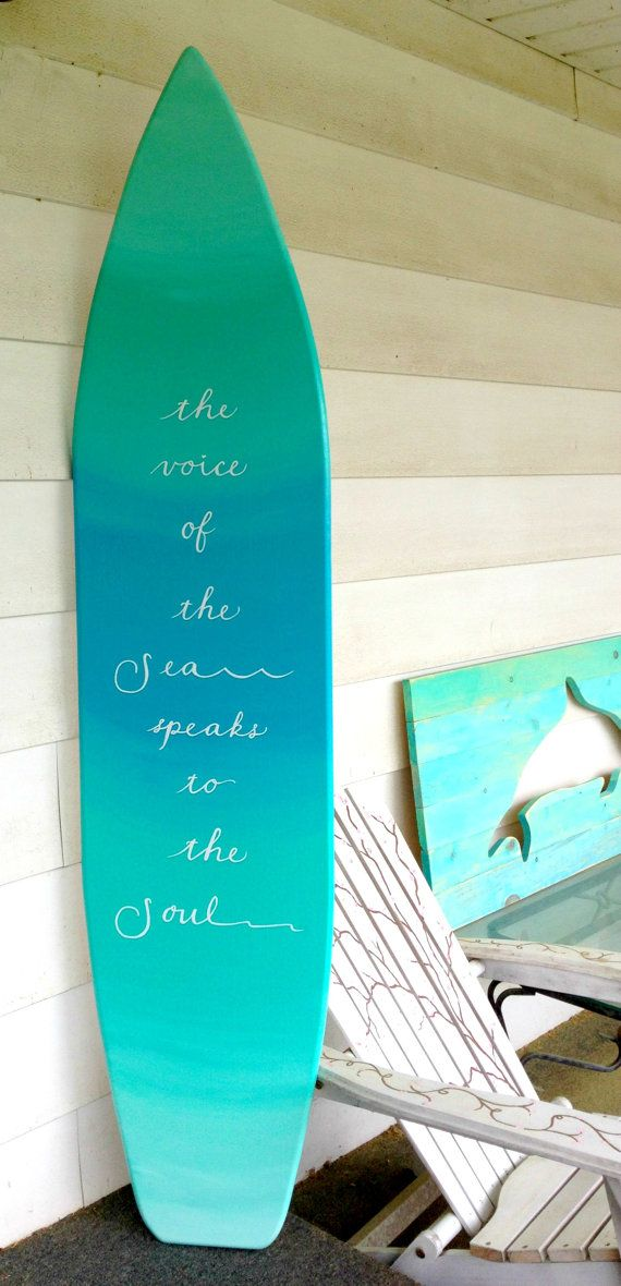Surfboard Wall Art top 25+ best surfboard art ideas on pinterest | surf board designs