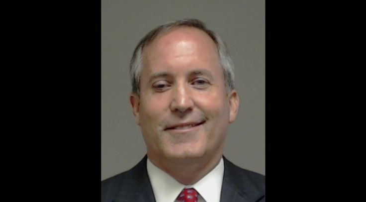 Texas AG Ken Paxton Indicted On Felony Securities Fraud Charges