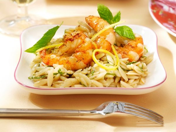 Griekse pasta met limoendressing - Libelle Lekker!