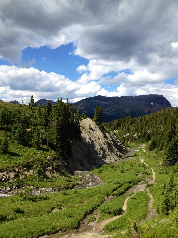 Skyline trail, Jasper.