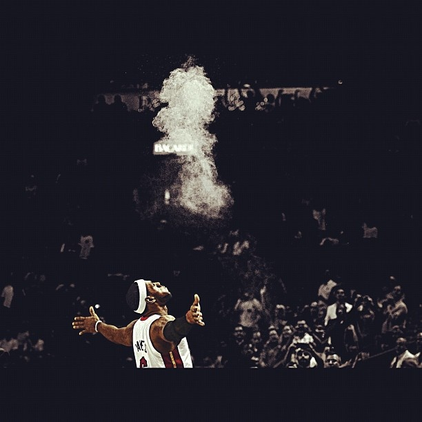 LeBron James #Heat