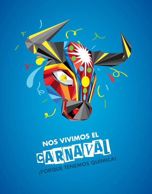 Propuesta Gráfica Carnaval de Barranquilla on Behance
