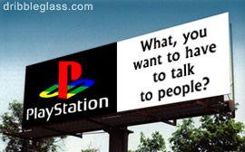 Dribbleglass.com--Funny Billboards