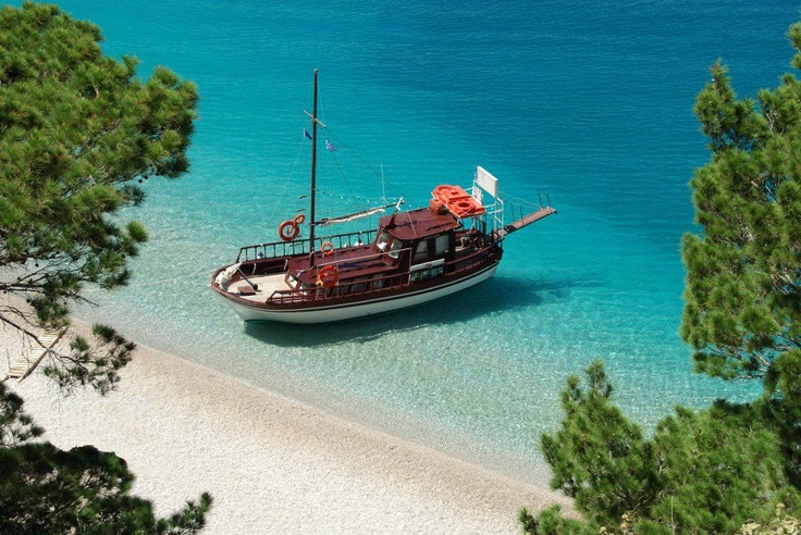 APELA BEACH!Has been voted several time as the best beach in Europe.  Looked it up.. it's in Greece