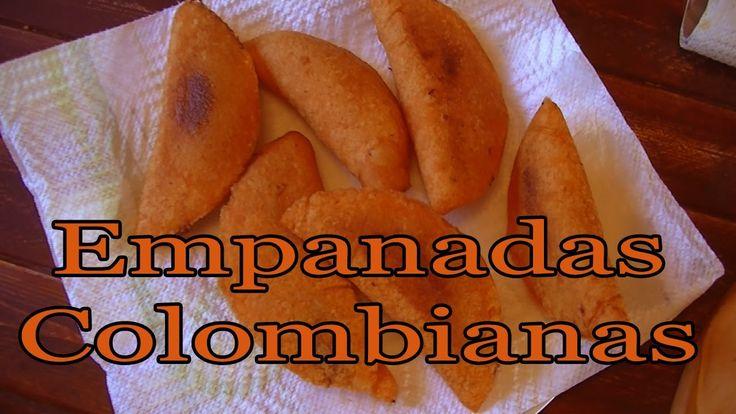 Empanadas Colombianas - Cocinando Con Gloria - Comida Colombiana