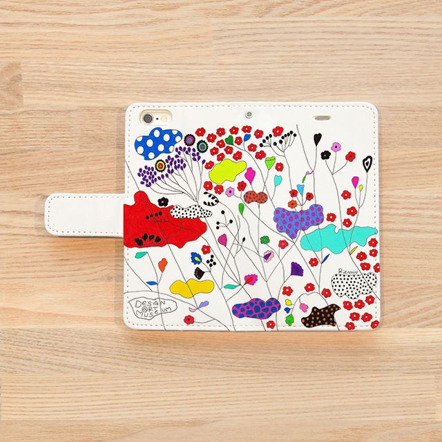 『Brilliant/RIENNN』(iPhoneケースOUTSIDE)  「花鳥風月」を独特の色彩感覚により色鉛筆でモダンに描く新進女性アーティスト「RIENNN(リアン)」作品  「眩しくて細めた目からでも、大きな光は、ゆっくりと流れる雲と色鮮やかな草花を心一杯に 届けてくれます。森の香りや、かすかに聞こえる風の音を大切に感じながら、今ここにある美しい時間を楽しみましょう。」とのこと。  このiPhoneケース他購入希望の方は⇨【http://designart-museum.com】