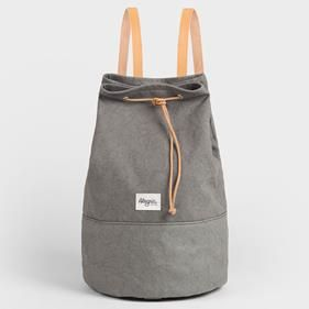 Mochila GREY | UOHOP #UOHOPLifestyle #UOHOPproducts #ethicalfashion #slowfashion #backpack