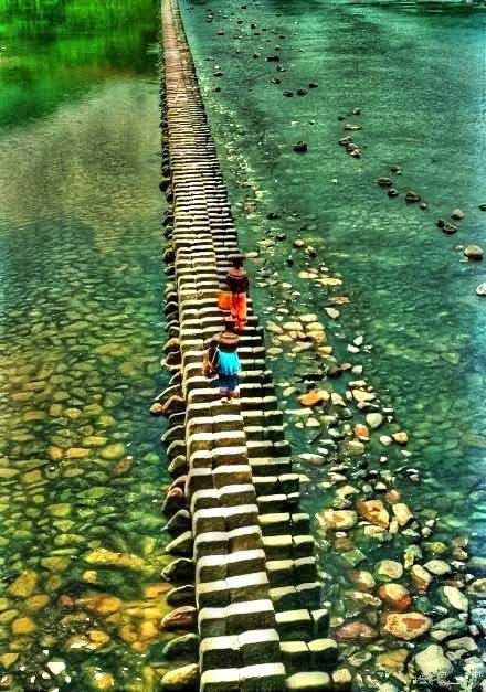7. Piono Bridge, China