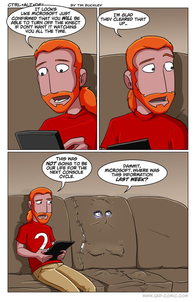 CTRL+ALT+DEL comic    Love video games?  LOVE THIS COMIC!!!!