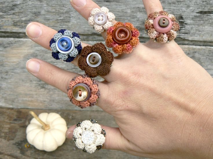 how pretty are these - maybe my nieces would stop trying to take my jewlery if I made them one?? prob not..