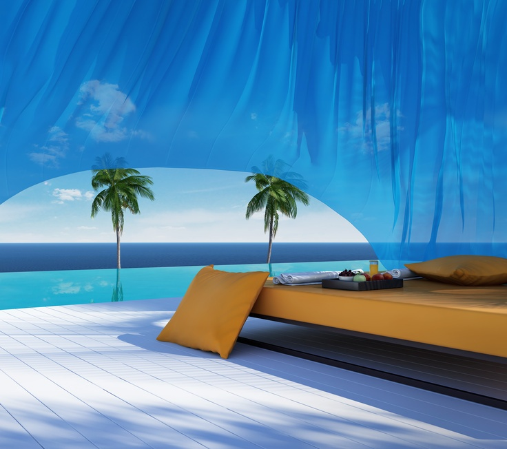 Villa de rêve à Saint Barthélémy #vacances #location