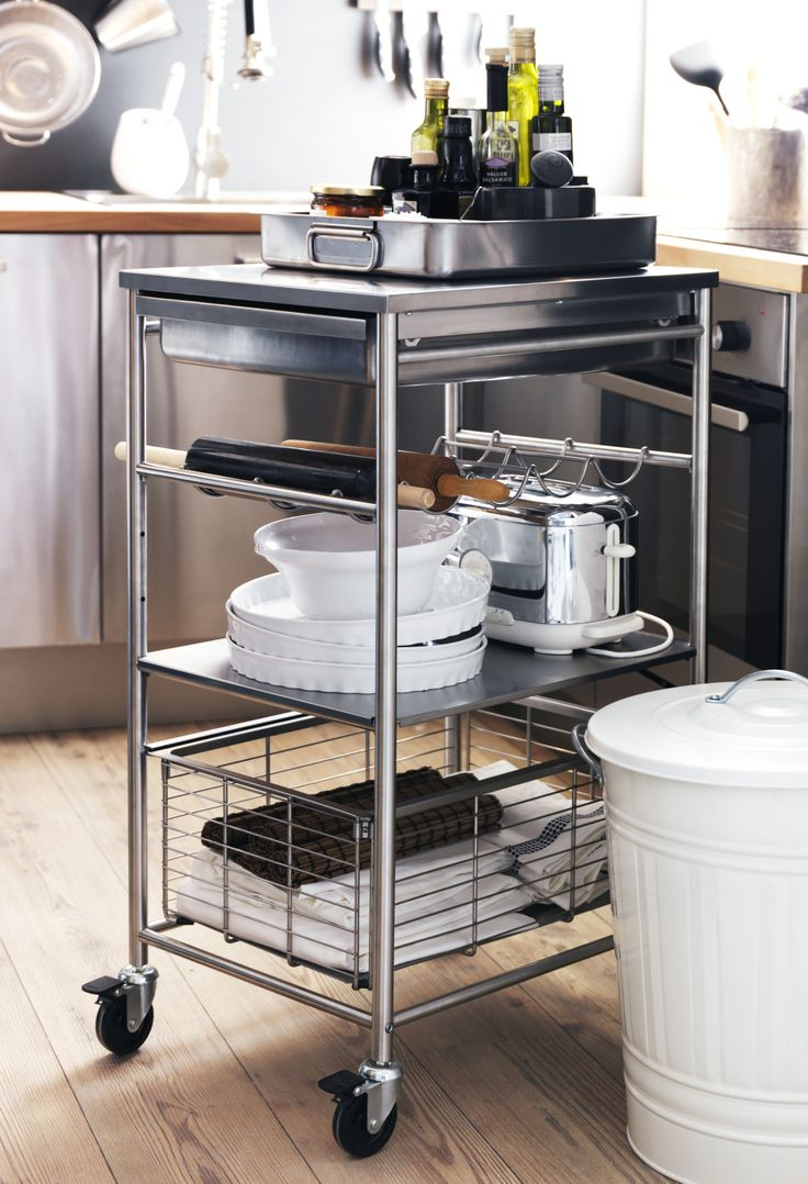 ikea grundtal kitchen trolley. Black Bedroom Furniture Sets. Home Design Ideas