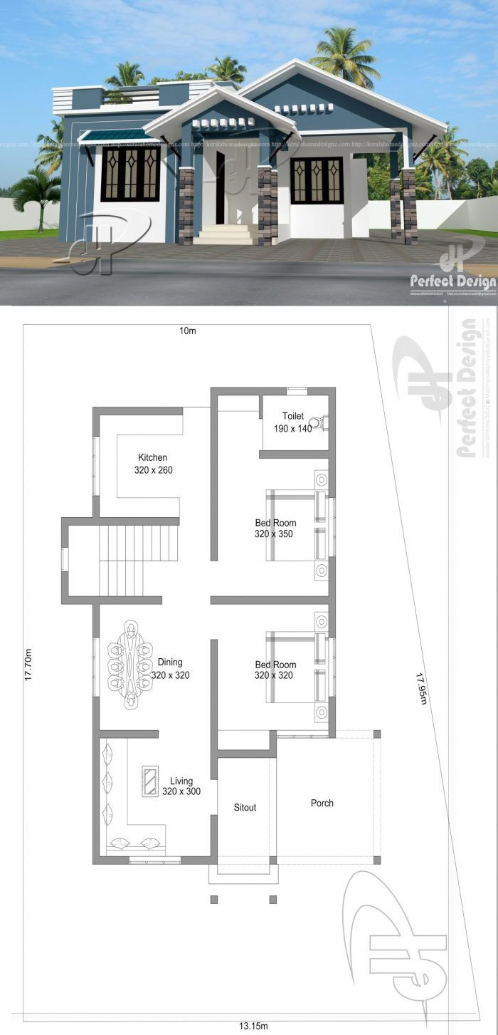 If You Are A Fan Of Houses With Roof Decks Then Check This One Out House Deck One Storey House Modern Style House Plans