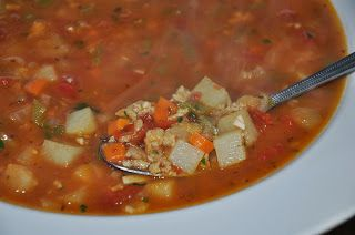 Chef JD's Comfort Cuisine: Key West Conch Chowder - Conch Republic Chowder!