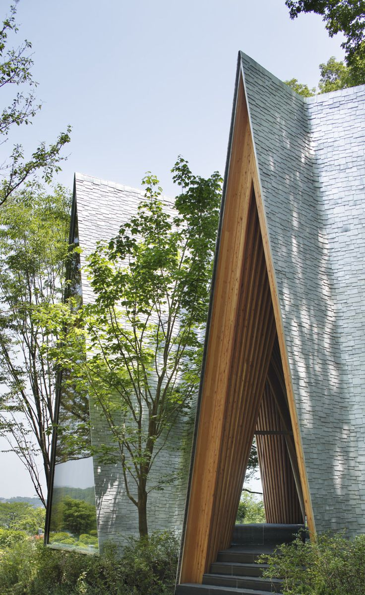 Koji Fujii/Nacasa and Partners Inc., Hiroshi Nakamura & NAP · Sayama Forest…