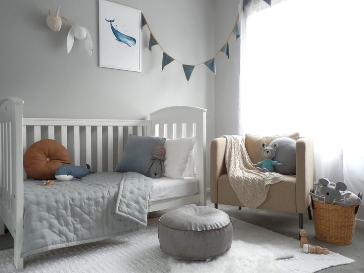 Boys Neutral Nursery – Wool and Willow featuring Inorog The Label woolly lion doll | softies inspo, scandi vibe