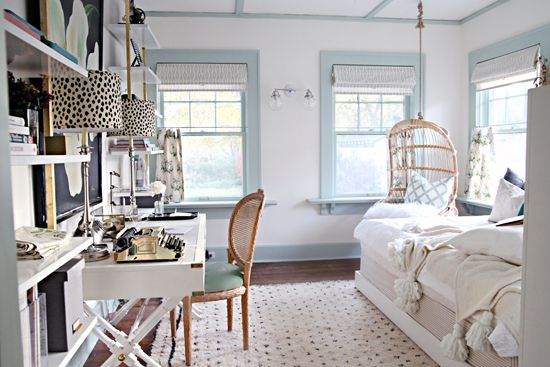 IHeart Organizing: A Storied Style: Home Office / Guest Room Makeover Part 1