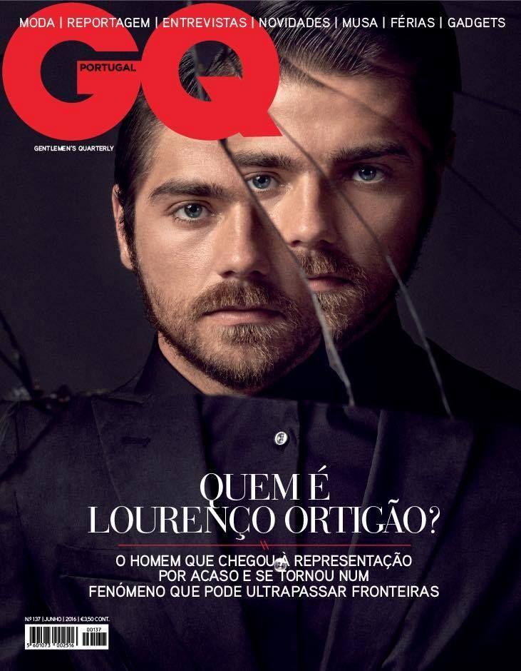 GQ Portugal - Lourenço Ortigão