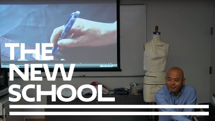 Pattern-Making Workshop with Shingo Sato | Parsons The New School for De...