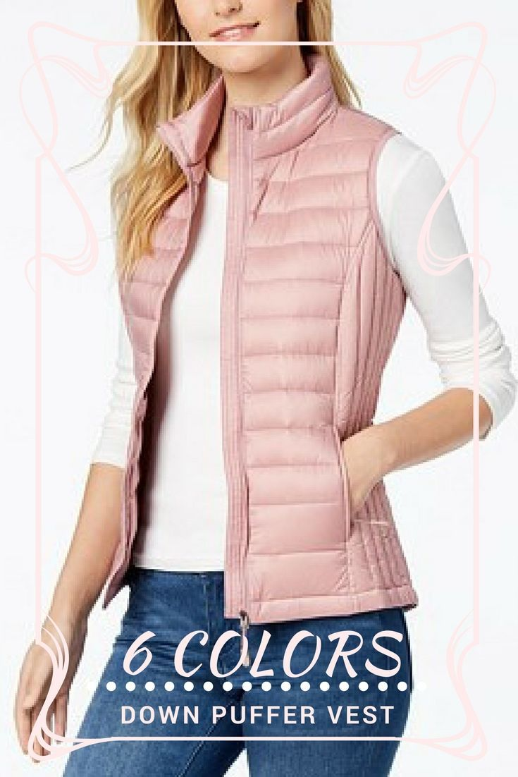 760bcc28436 32 Degrees  puffer vest is the perfect piece to layer in when you need a  little extra warmth any time of the year!  ad  shopstyle