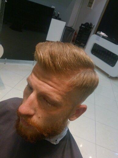 Cu haircut