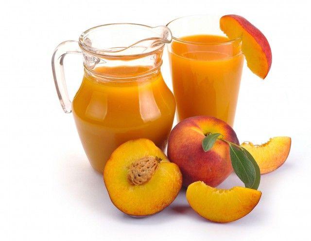 05.jugo de durazno Jugos naturales para desintoxicar el organismo