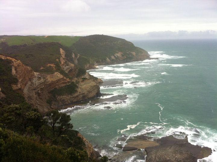 Great Ocean Walk, Apollo Bay -- Victoria, Australia