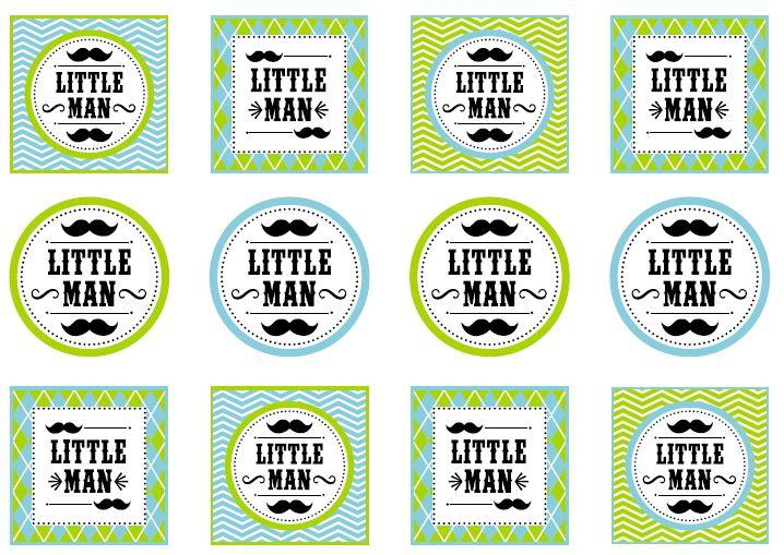 MY BABY REGISTRY Mustache baby shower theme (2)
