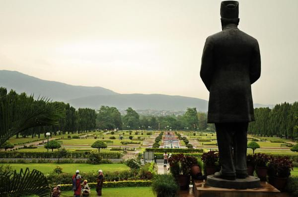 """Decades ago,Jamsetji Nusserwanji Tata wrote in a letter to his son, Dorab,  """"Be sure to lay wide streets planted with shady trees, every other of a quick-growing variety. Be sure that there is plenty of space for lawns and gardens. Reserve large areas for football, hockey and parks. Earmark areas"""