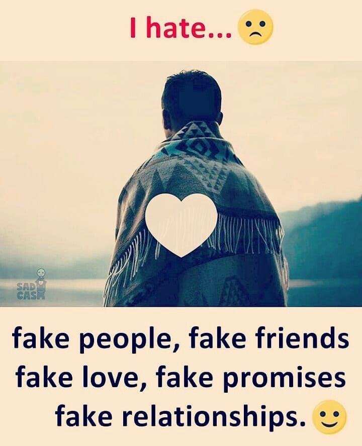 Y U Wr Fake Wth Me All D Tm Fr A Blady Nice Quotes True