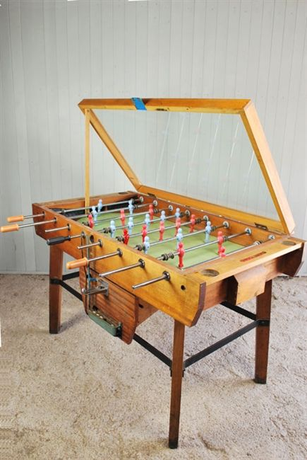 So... Christmas is coming up... If anyone needs any ideas what to get me... English Football Table - Retro Furniture - Original House