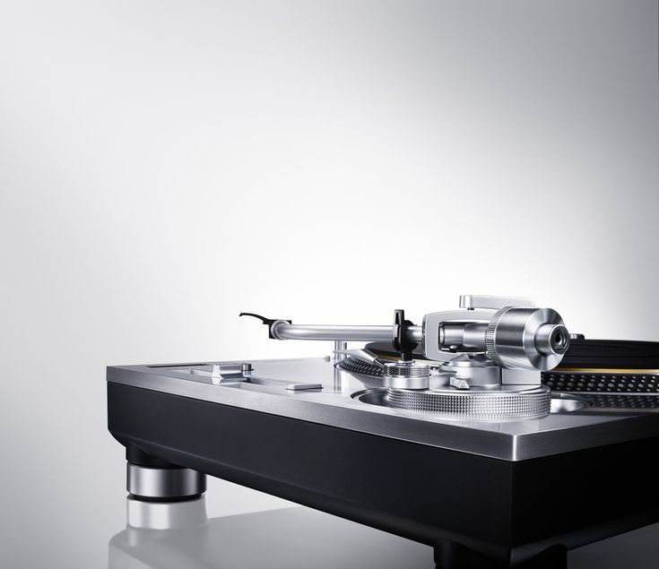 Direct drive turntable system sl 1200gae 1.0