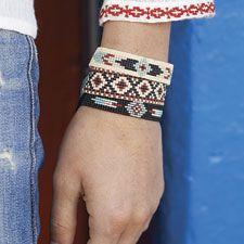 Bracelets - Moon and Night Bracelet - Arhaus Jewels