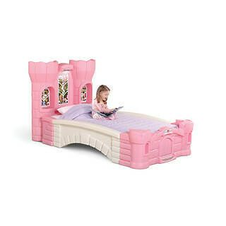 STEP 2 - PRINCESS PALACE BED - Sleep in style with this unique design