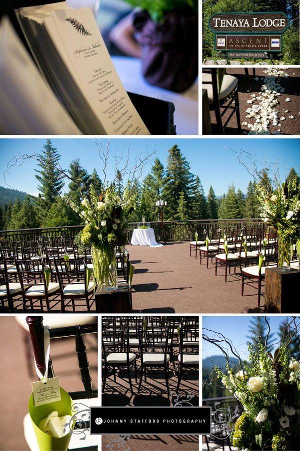 Tenaya Lodge Yosemite Wedding - Johnny Stafford Photography - Brown Bunny Flowers